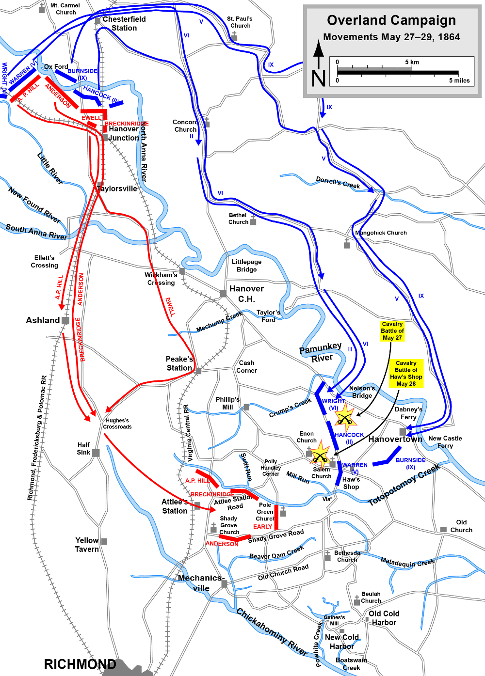 Map by Hal Jespersen, www.cwmaps.com